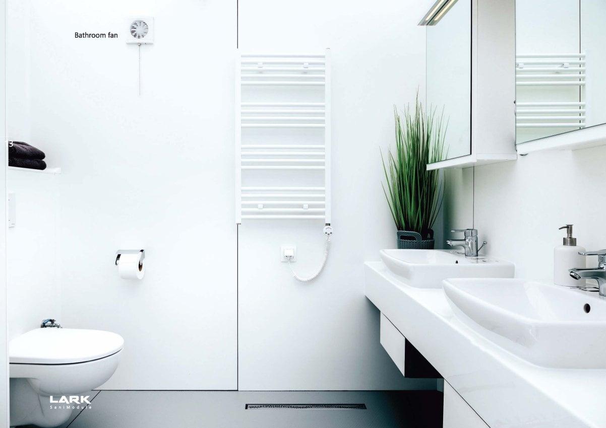 """Hygiene / Sanitär / Nasszelle Modul """"LOTUS"""""""