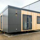 "Kleines Mobilheim - Modell ""Small Pod"""
