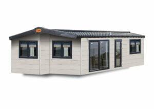 Modulhaus als Lodge