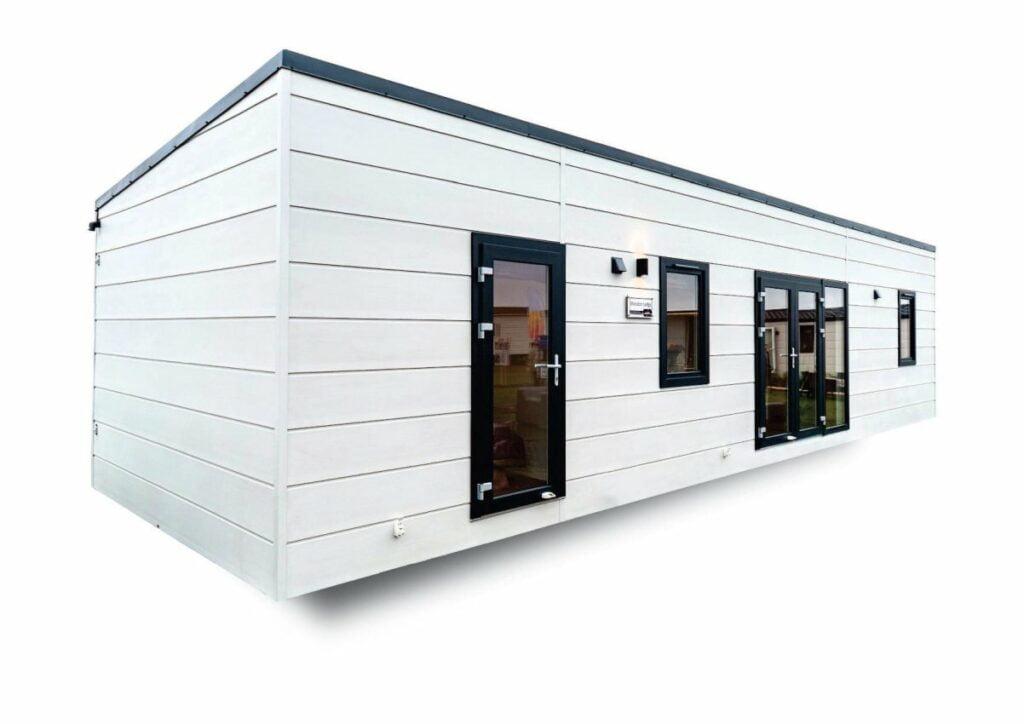 Mobilheim als Lodge