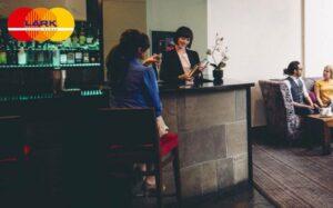 Modulhaus Bar