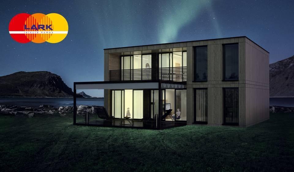 Modulhaus mehrgeschossig bauen