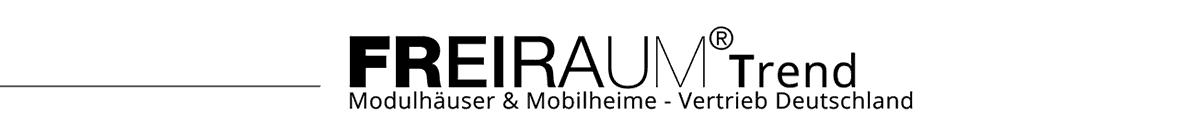 FREIRAUM-Trend Modulhäuser und Mobilheime Vertrieb Deutschland