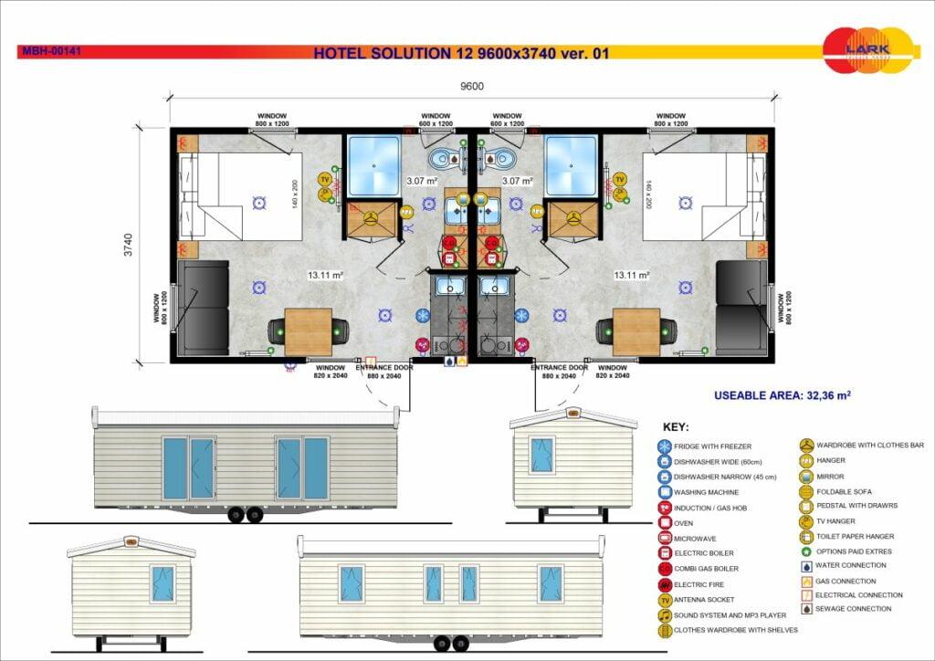 Hotel Solution 12 9600x3740