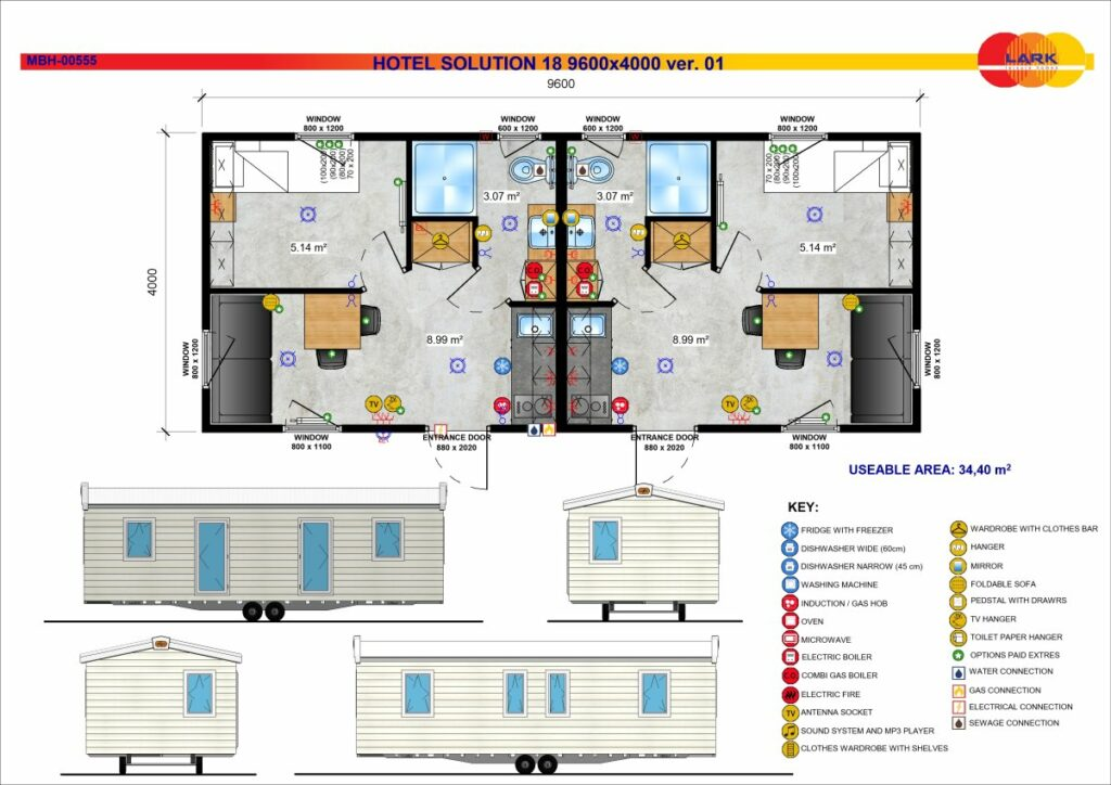 Hotel Solution 18 9600x4000
