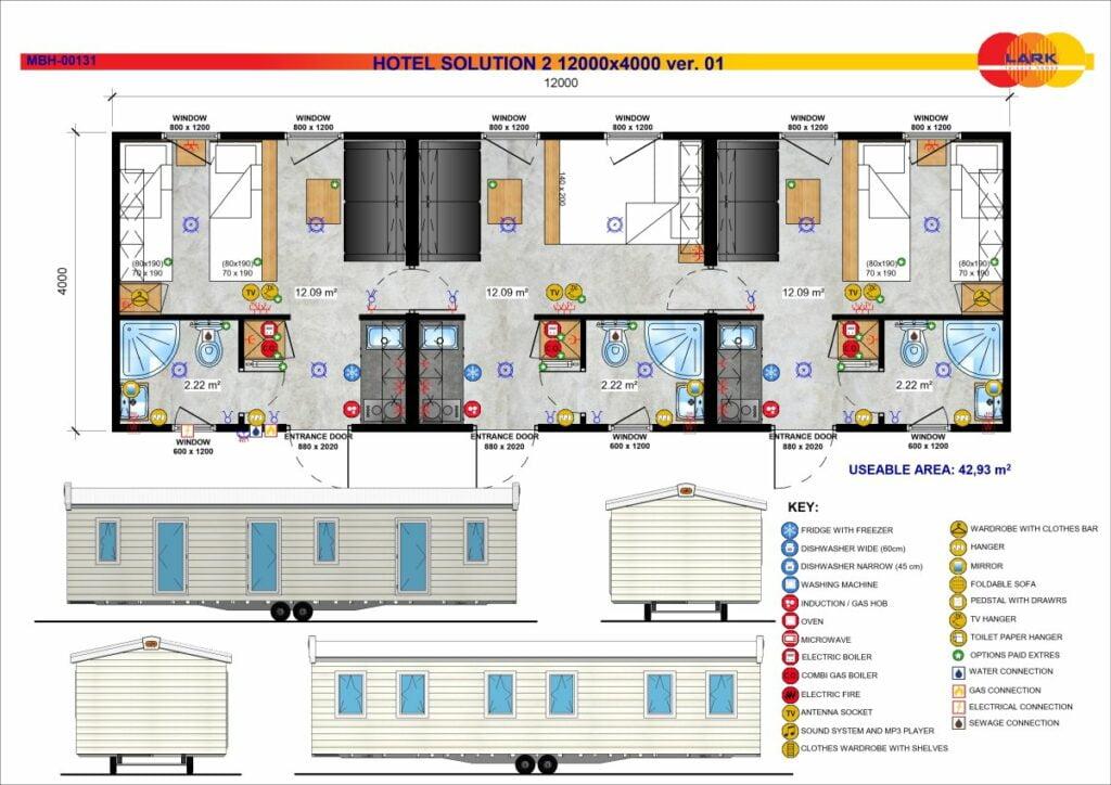 Hotel Solution 2 12000x4000