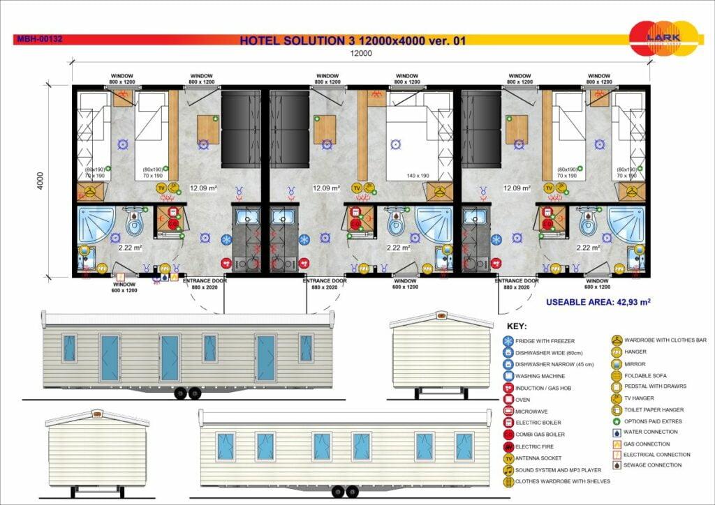 Hotel Solution 3 12000x4000