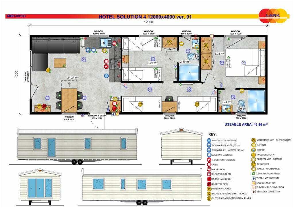 Hotel Solution 4 12000x4000
