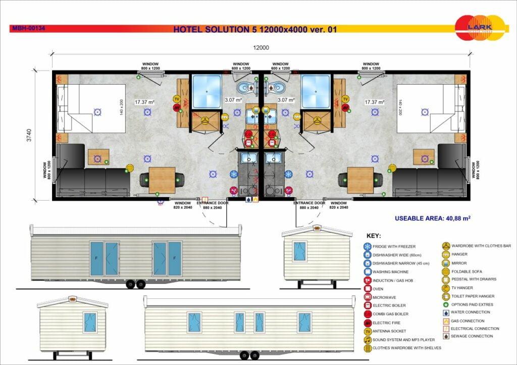 Hotel Solution 5 12000x4000