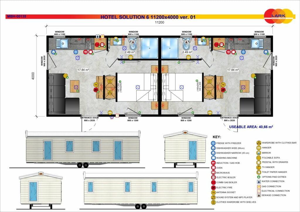 Hotel Solution 6 11200x4000