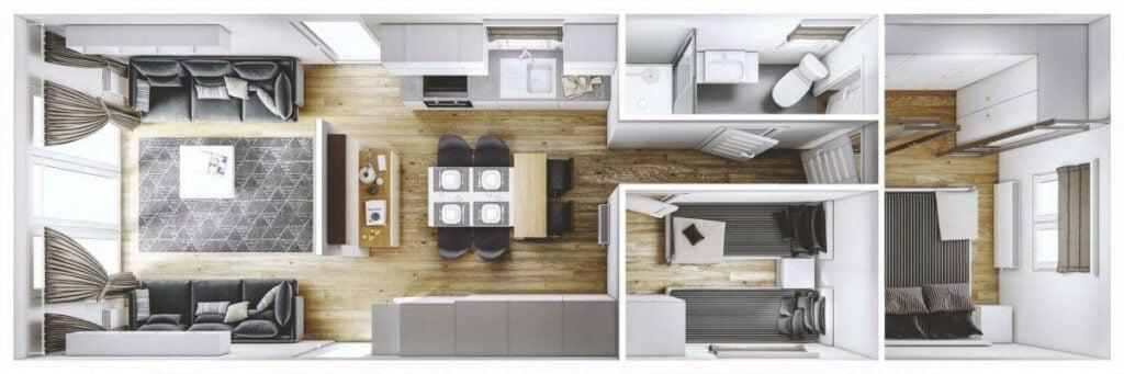 Jersey Platinum-Lodge 3D