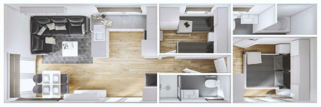 Lodge Chios Platinum 3D