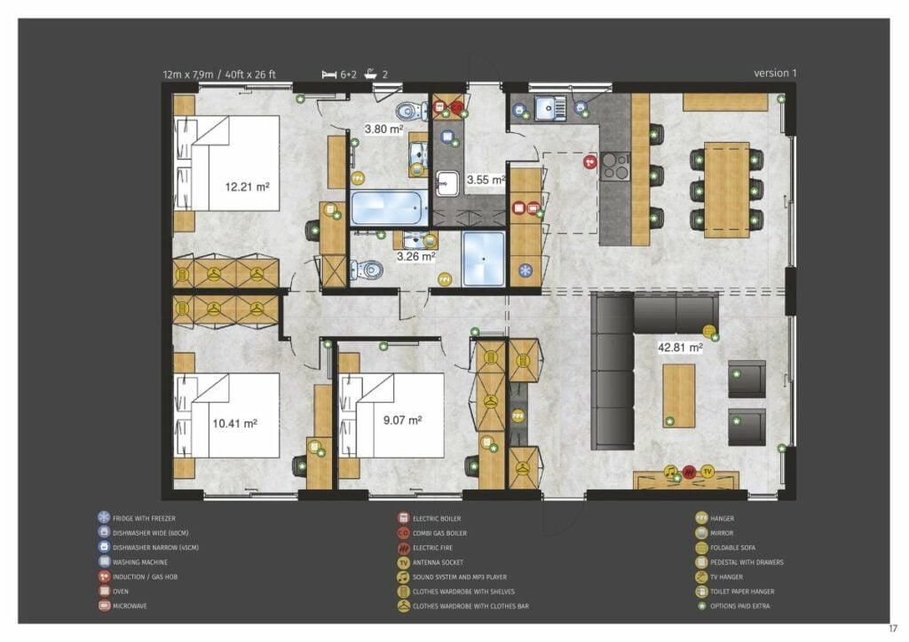 Lodge San Marino 1 (Version 1)