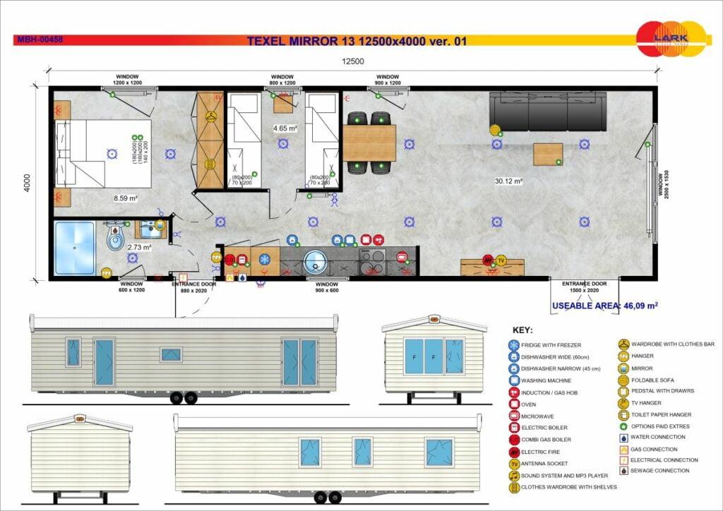 Texel 13 12500x4000