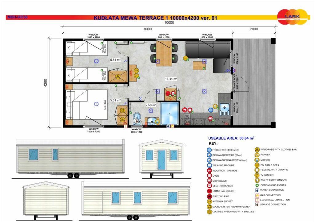 Mobilheim Möwe Terrasse 1 10000x4200